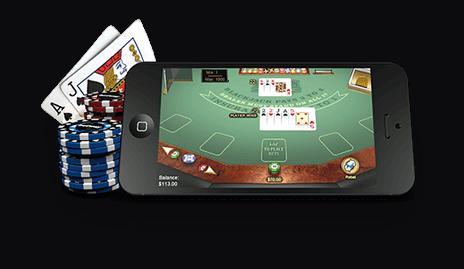 Online Blackjack Spielen auf mobile Geräten