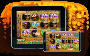 Online-Casinospiele auf Mobilgeräten